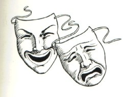 Comedy and Drama Masks