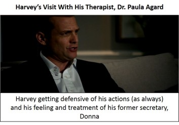 Harvey at Therapy