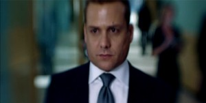 Harvey Spector Panic Attack