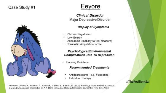 Eeyore Mental Health