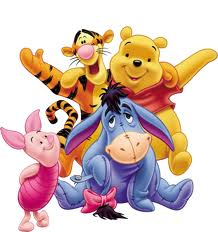 pooh-characters