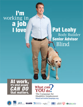 Who I Am poster_Pat Leahy