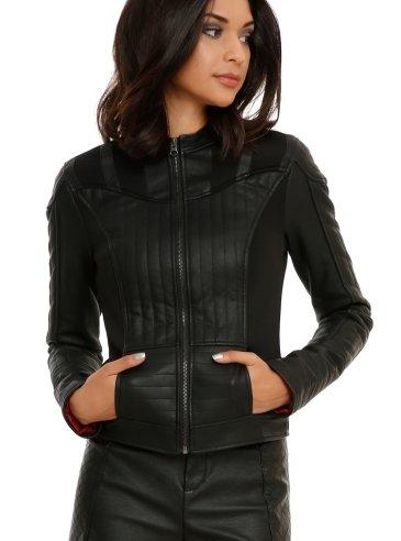 Star Wars Darth Vader Girls Faux Leather Jacket