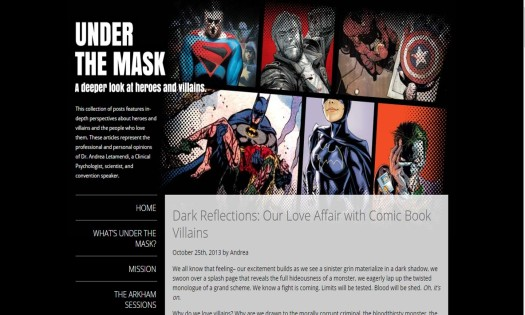 Under The Mask pic 1