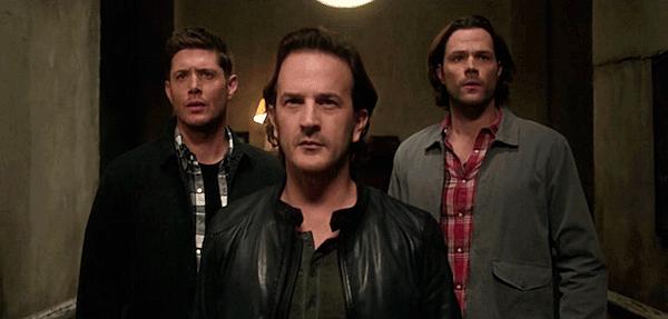 Supernatural: Unfinished Business: Gabriel StrikesBack