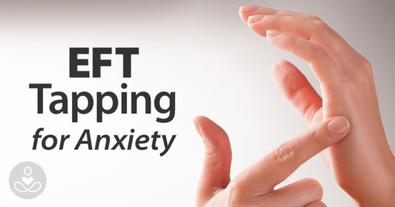 EFT Tapping for Anxiety