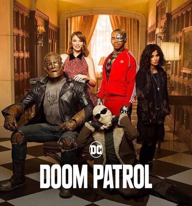 Doom Patrol: Therapy Patrol